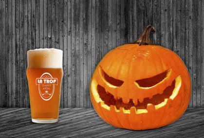 beer halloween